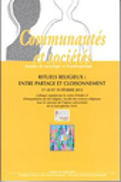Communautés et sociétés