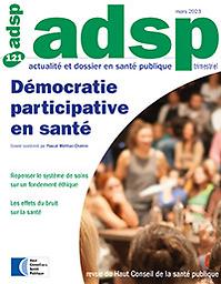 Actualité et dossier en santé publique : revue du Haut comité de la santé publique
