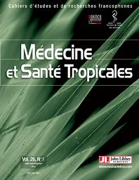Médecine et santé tropicales