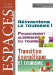 Espaces tourisme & loisirs : revue mensuelle de réflexion du tourisme et des loisirs
