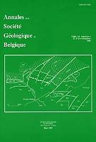Annales de la Société Géologique de Belgique