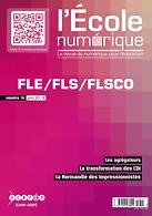 Ecole Numerique : la revue du numérique pour l'éducation