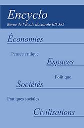Encyclo : revue de l'école doctorale ED 382