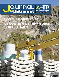 Journal du bâtiment et des TP en Rhône-Alpes