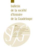 Bulletin de la Société d'Histoire de la Guadeloupe