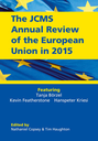 JCMS annual review of the European Union in...