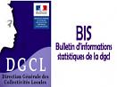 Bulletin d'informations statistiques de la DGCL