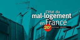 Etat du mal logement en France