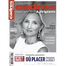 Courrier cadres & dirigeants : le magazine des décideurs