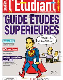 Guide des études supérieures : hors-série : réussir ses études et son orientation