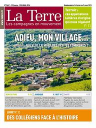 Terre : hebdomadaire paysan du Parti communiste français