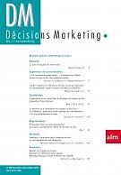 Décisions marketing : revue officielle de l'AFM