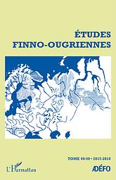 Études finno-ougriennes