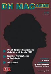 DH magazine : le magazine du décideur hospitalier