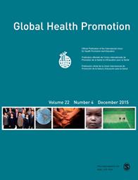 Global health promotion
