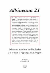 Albineana, Cahiers d'Aubigné
