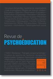 Revue de psychoéducation
