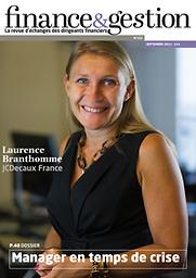 Finance & Gestion : la revue d'échanges des dirigeants financiers