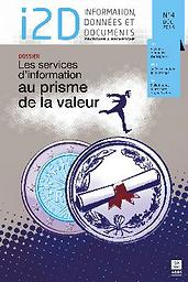 i2D : information, données et documents : pratiques & recherche