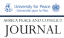 Africa Peace & Conflict Journal