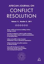 African Journal on Conflict Resolution