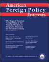 American Foreign Policy Interests