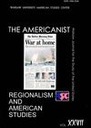 Americanist : Warsaw Journal for the Study of the United States
