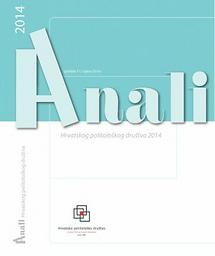 Anali Hrvatskog Politološkog Društva = Anals of the Croatian political science information