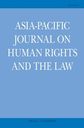 Asia-Pacific Journal on Human Rights & the Law