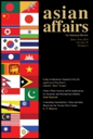 Asian Affairs : An American Review