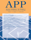 Asian Politics & Policy