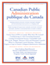 Canadian Public Administration
