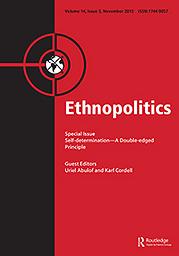 Ethnopolitics