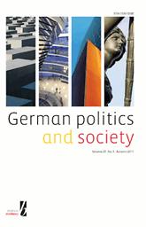 German Politics and Society