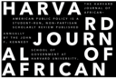 Harvard Journal of African American Public Policy