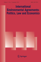 International Environmental Agreements: Politics, Law & Economics