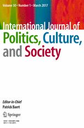International Journal of Politics, Culture & Society