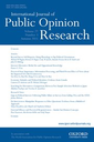 International Journal of Public Opinion Research