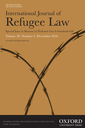 International Journal of Refugee Law