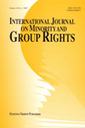 International Journal on Minority & Group Rights