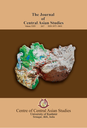 Journal of Central Asian Studies
