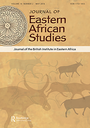 Journal of Eastern African Studies