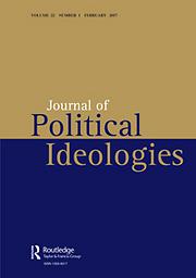 Journal of Political Ideologies