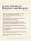 Latin American Politics & Society
