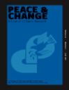 Peace & Change : a journal of peace research