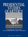 Presidential Studies Quarterly