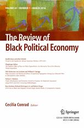 Review of Black Political Economy