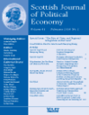 Scottish Journal of Political Economy