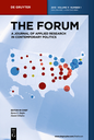 Forum : a journal of applied research in contemporary politics