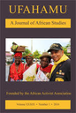 Ufahamu : A Journal of African Studies